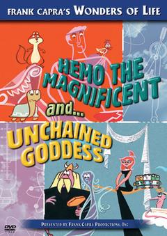 Best Animation Movies of 1958 : The Unchained Goddess