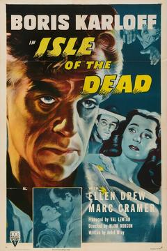 Best Thriller Movies of 1945 : Isle of the Dead