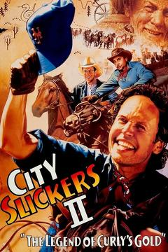 Best Western Movies of 1994 : City Slickers II: The Legend of Curly's Gold