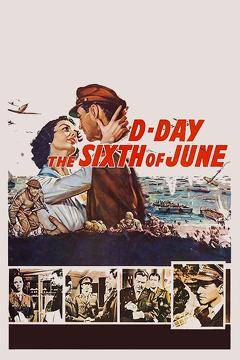 Best Action Movies of 1956 : D-Day the Sixth of June