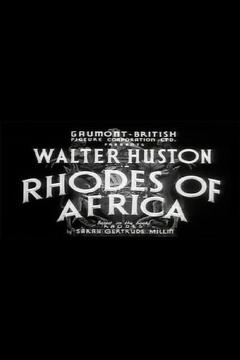 Best History Movies of 1936 : Rhodes of Africa