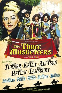Best Adventure Movies of 1948 : The Three Musketeers
