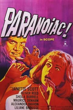 Best Mystery Movies of 1963 : Paranoiac