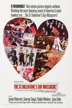 Best History Movies of 1967 : The St. Valentine's Day Massacre