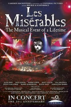 Best Music Movies of 2010 : Les Misérables: The 25th Anniversary Concert