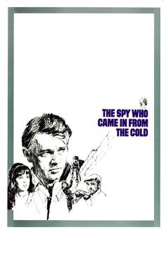 Best Thriller Movies of 1965 : The Spy Who Came in from the Cold