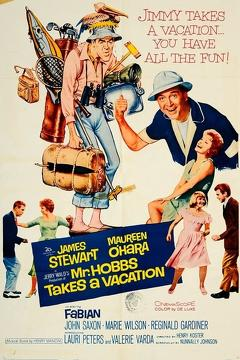 Best Comedy Movies of 1962 : Mr. Hobbs Takes a Vacation