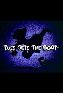 Best Animation Movies of 1940 : Puss Gets the Boot