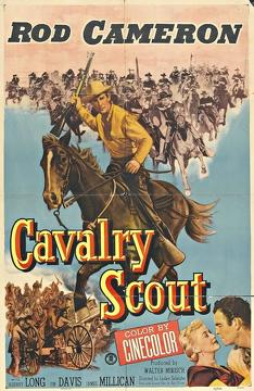 Best Adventure Movies of 1951 : Cavalry Scout
