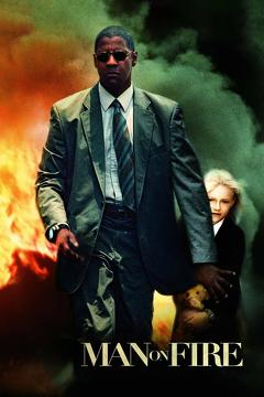 Best Drama Movies of 2004 : Man on Fire