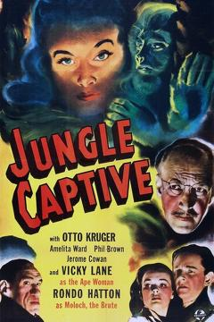 Best Science Fiction Movies of 1945 : The Jungle Captive