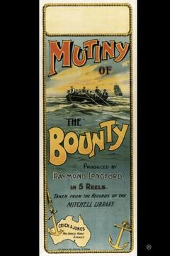 Best Adventure Movies of 1916 : The Mutiny of the Bounty