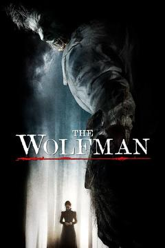 Best Horror Movies of 2010 : The Wolfman
