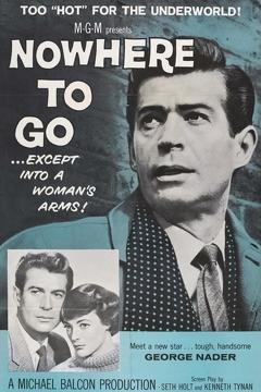 Best Thriller Movies of 1958 : Nowhere to Go