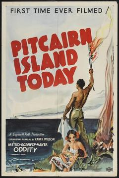 Best Documentary Movies of 1935 : Pitcairn Island Today