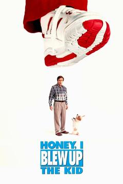 Best Comedy Movies of 1992 : Honey I Blew Up the Kid