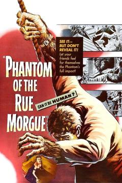 Best Mystery Movies of 1954 : Phantom of the Rue Morgue
