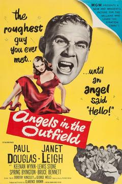 Best Fantasy Movies of 1951 : Angels in the Outfield