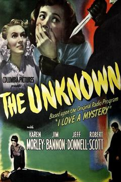 Best Horror Movies of 1946 : The Unknown