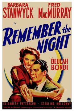 Best Drama Movies of 1940 : Remember the Night