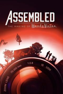 Best Documentary Movies of This Year: Marvel Studios ASSEMBLED: The Making of WandaVision