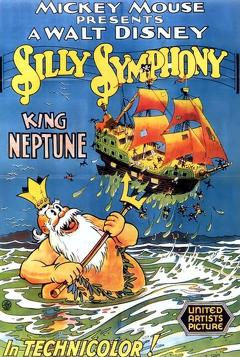 Best Fantasy Movies of 1932 : King Neptune