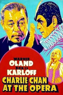 Best Thriller Movies of 1936 : Charlie Chan at the Opera
