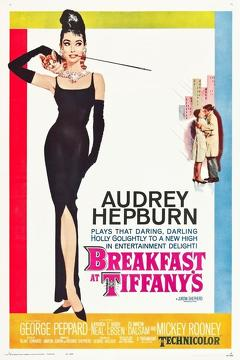 Best Comedy Movies of 1961 : Breakfast at Tiffany's