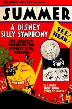 Best Animation Movies of 1930 : Summer