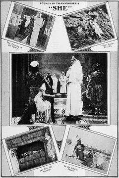Best Science Fiction Movies of 1911 : She