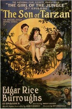Best Adventure Movies of 1920 : The Son of Tarzan
