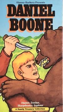 Best Animation Movies of 1981 : Daniel Boone