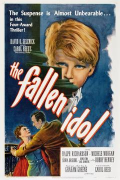 Best Drama Movies of 1948 : The Fallen Idol