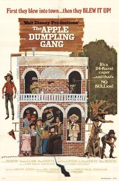 Best Western Movies of 1975 : The Apple Dumpling Gang