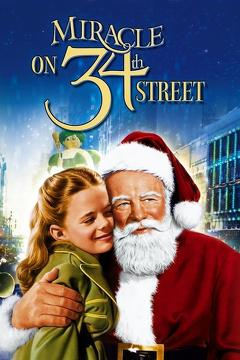 Best Comedy Movies of 1947 : Miracle on 34th Street