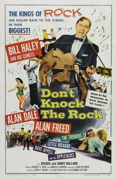 Best Music Movies of 1956 : Don't Knock The Rock