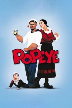 Best Family Movies of 1980 : Popeye