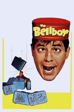 Best Comedy Movies of 1960 : The Bellboy