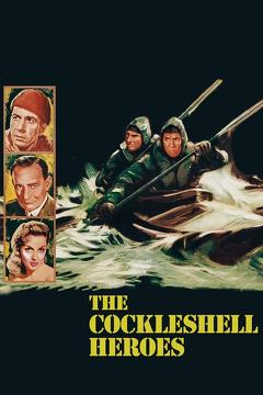 Best War Movies of 1955 : The Cockleshell Heroes