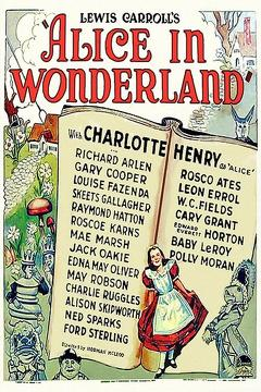 Best Fantasy Movies of 1933 : Alice in Wonderland