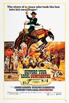 Best Western Movies of 1971 : Support Your Local Gunfighter