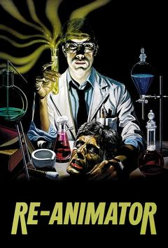 Best Science Fiction Movies of 1985 : Re-Animator