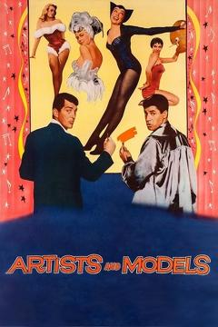Best Music Movies of 1955 : Artists and Models