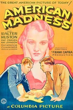 Best Drama Movies of 1932 : American Madness
