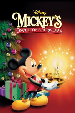Best Animation Movies of 1999 : Mickey's Once Upon a Christmas