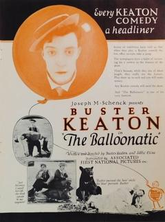 Best Comedy Movies of 1923 : The Balloonatic