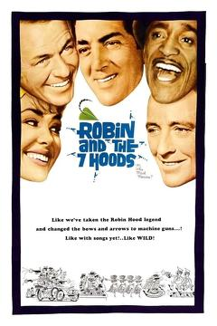 Best Crime Movies of 1964 : Robin and the 7 Hoods