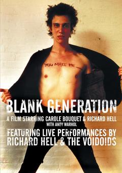 Best Romance Movies of 1980 : Blank Generation