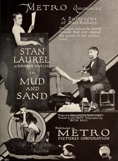 Best Adventure Movies of 1922 : Mud and Sand