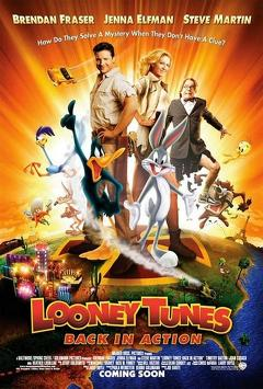 Best Animation Movies of 2003 : Looney Tunes: Back in Action